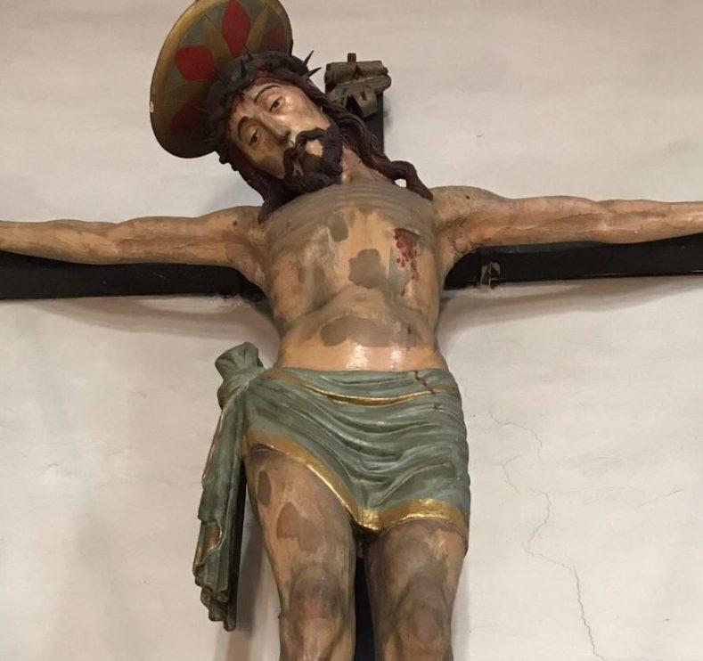 14th-century Crucifix from San Zaccaria
